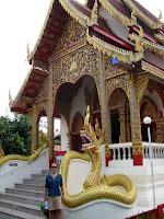 Wat U Mong Klang Wiang - Chiang Mai
