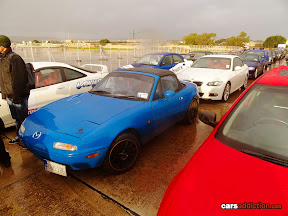 Old School Mazda MX5