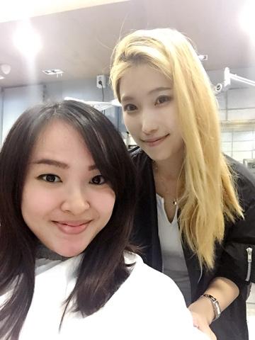 Korean Hair Salons Singapore