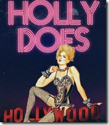 BODY DOUBLE Holly Does Hollywood poster