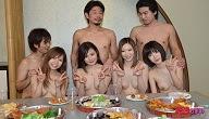 10musume 051014 01 ~ Rio Sakura, Eri Yoshioka, Saori Nishihara, Serina Aoyama – JAV HD Uncensored