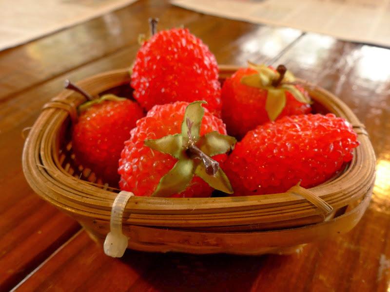 Miaoli county. Nanzhang puis Dahu la capitale de la fraise... - P1050267.JPG