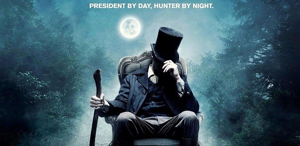 Abraham Lincoln - Vampire Hunter (2012)