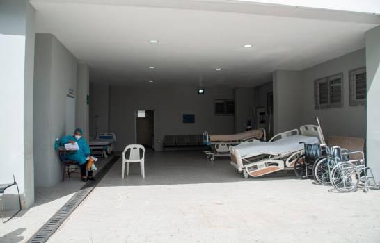 Disminuye la ocupación hospitalaria de pacientes con COVID-19 en el país