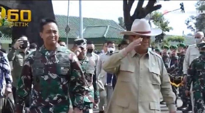 Menhan Prabowo Berkunjung ke Turki Membahas Kerjasama Pertahanan