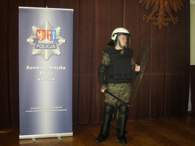 W Komendzie Miejskiej Policji w Krośnie - IMG_0052.JPG