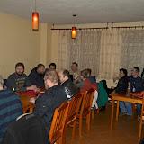 Výročná členská schôdza 2015 a halové lietanie