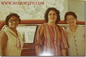 Fefa, Ma Fifa y tia Mirín