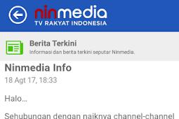 MNC Grup kembali ke Ninmedia