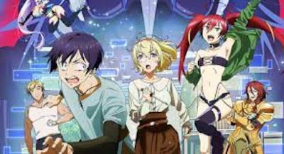 Nonton Anime Kyuukyoku Shinka shita Full Dive Rpg Episode 7 Sub Indo
