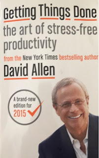 GTD book and David Allen