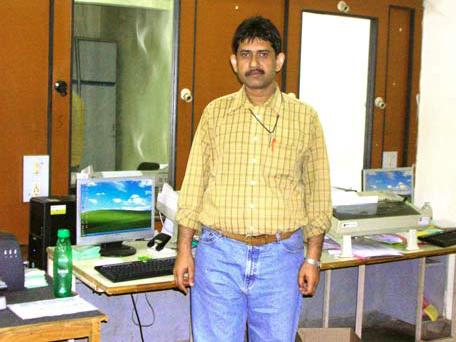Your Scorer – Mr. Gajendra Singh