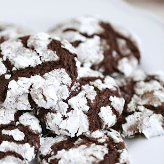 Chocolate Crinkles With Cocoa Powder Recipes