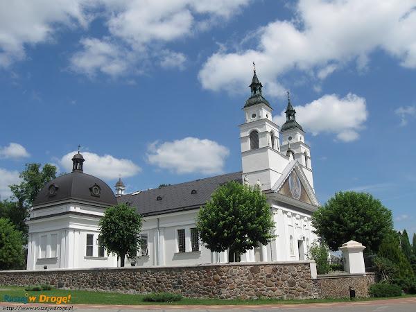 kościół w Sokółce