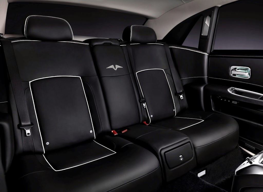 Rolls-Royce Ghost V-Specification Interior 1