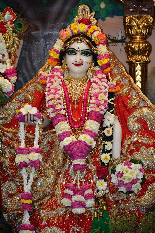 ISKCON Ujjain Deity Darshan 04 April 2016  (5)