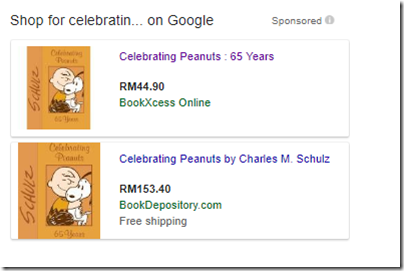Book Xcess Celebrating Peanuts 65 Years on Book Xcess vs BookDepository