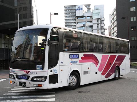 西鉄高速バス「桜島号」昼行便 3913