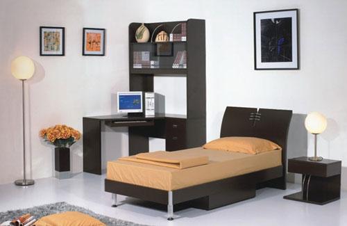 Chic Home Design Single Bed Design