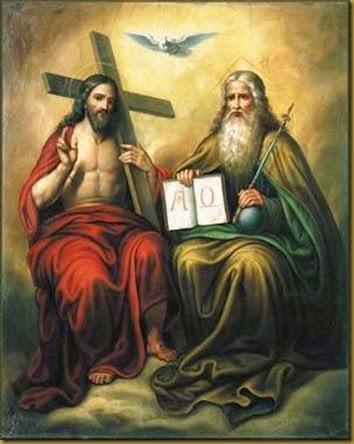 Resultado de imagen para Solemnidad de la Santísima Trinidad