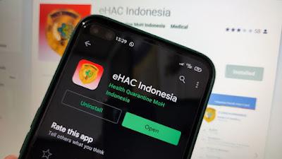 Data Pengguna e-HAC Tidak Bocor