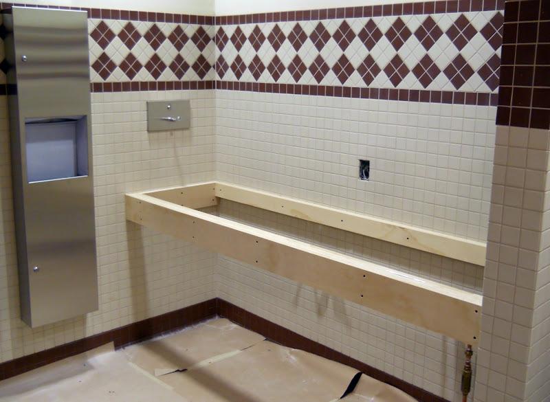 Rest Room Tiles