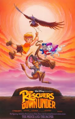 Los Rescatadores en Cangurolandia - The Rescuers Down Under (1990)