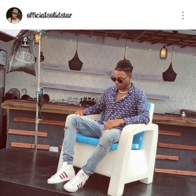 I'm Going The Way Of Jay Z To Sign New Acts — Solid Star