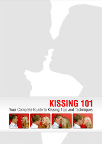 Cover of Kissing 101's Book Your Complete Guide To Kissing Tips And Techniqes