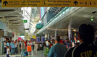Quatre Algériens bloquent le trafic à l'aéroport de Lisbonne (Portugal)