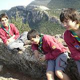 Sortida Sant Salvador de les espasses 2006 - CIMG8282.JPG