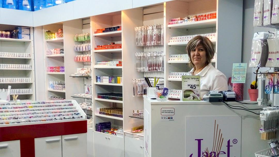 Janet Nails Magazin De Cosmetice în Timisoara