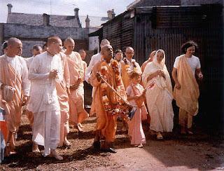Джаяпатака Свами вспоминает бесценные моменты со Шрилой Прабхупадой