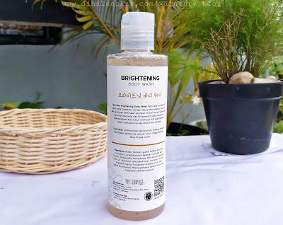 ingredients body wash