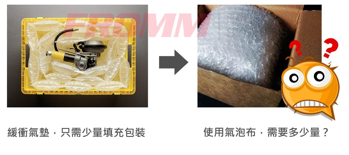 緩衝氣墊 緩衝材 緩衝包裝
