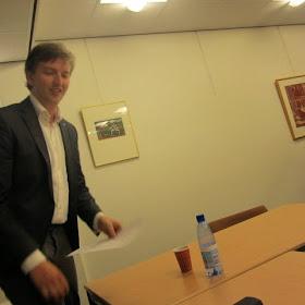 Algemene ledenvergadering (3 oktober)2012