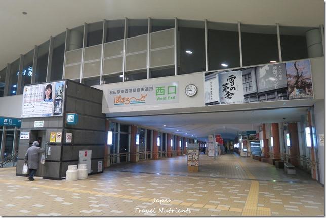 秋田 秋田車站東橫inn (15)