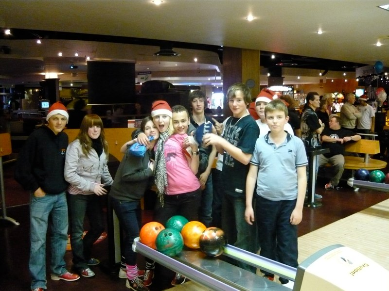 CCY Bowling - December 2008