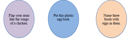 Follow The Directions Eggsactly As They Say Image1