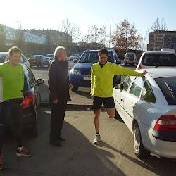 II Subida al Monte La Pila 2012 - (Rubén Hernando)