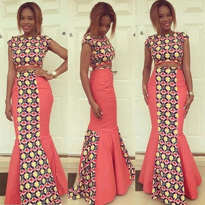 Long Ankara Gown Style (7)