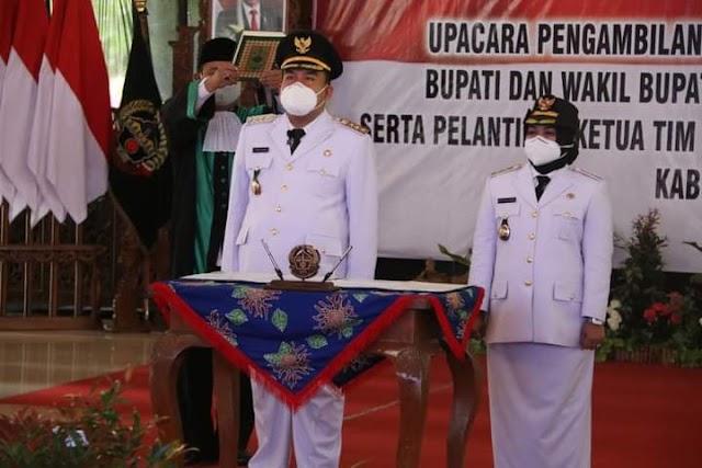 Inilah Profil Bupati, Wakil Bupati, dan Ketua Dekranasda Blora