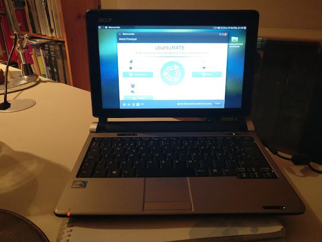 Como actualizar un ordenador y revivirlo con Ubuntu MATE. Portada.