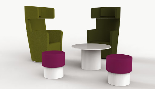 PARCS office furniture Visualization | feniks lab