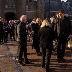 Doden herdacht in Steenbergen