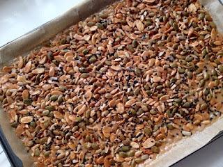 Nut & Seed Brittle