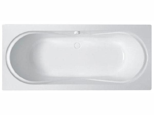 Hafro ondaria vasca bagno incasso in acrilico 180x80 - Vasca acrilico ...