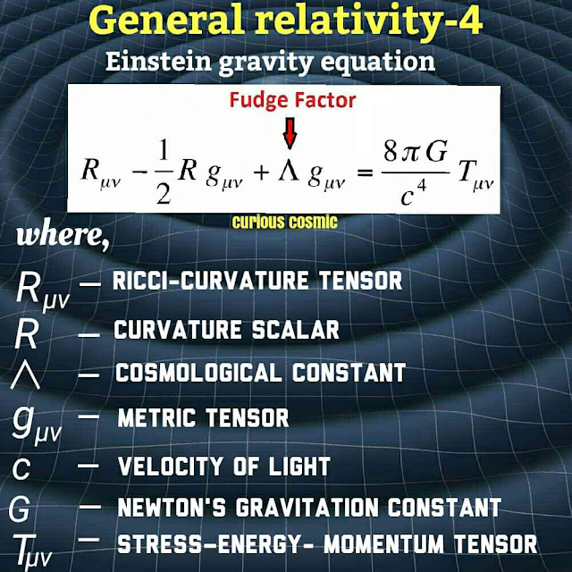 GENERAL RELATIVITY-4 ~ Universal science & mathematics