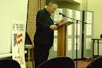 Fr. Peter Stravinskas speaks