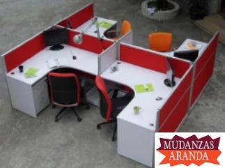 Mudanzas de oficinas Aranda de Duero